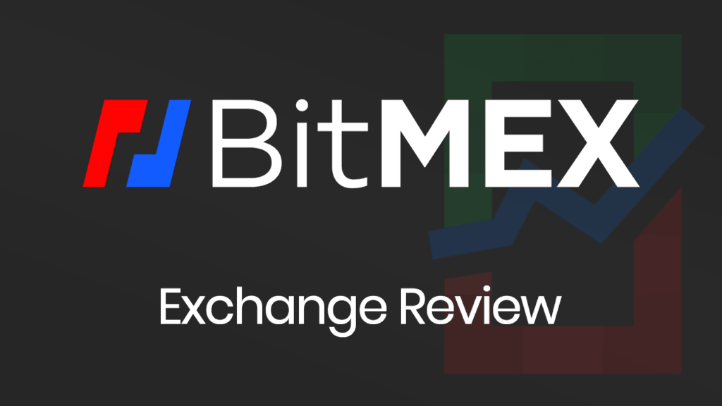 BitMEX Exchange Review banner with a dark background.