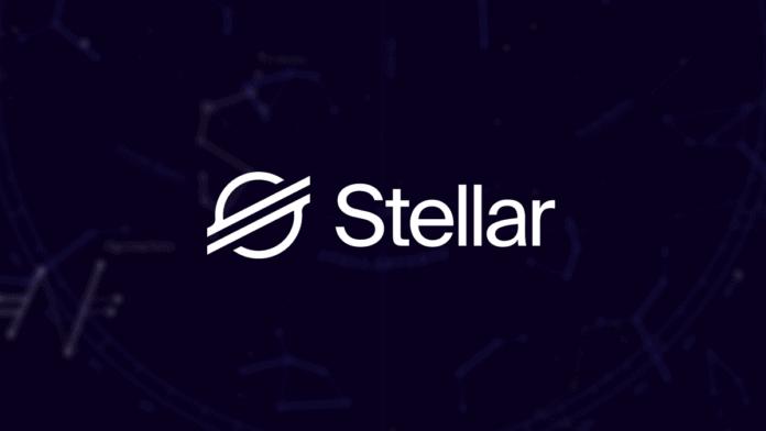 Stellar logo in front of a dark background.